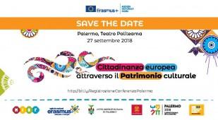 Cittadinanza Europea attraverso il Patrimonio culturale