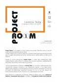 PROJECT ROOM Lorenzo Testa