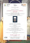 Presentazione volume Il Beato Angelico a Roma
