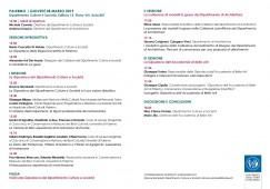 Programma - Workshop Gipsoteche